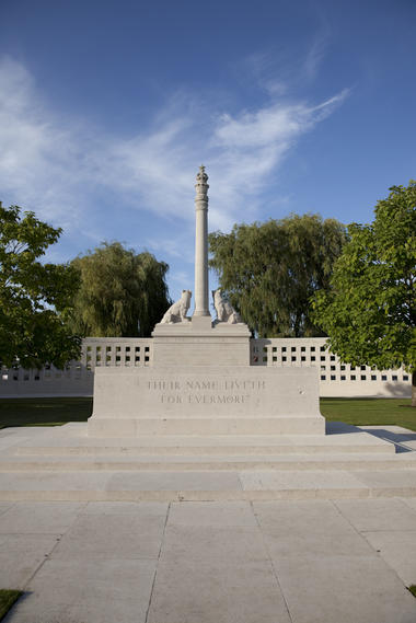 Neuve-Chapelle Indian Memorial - Richebourg © Brigitte Baudesson