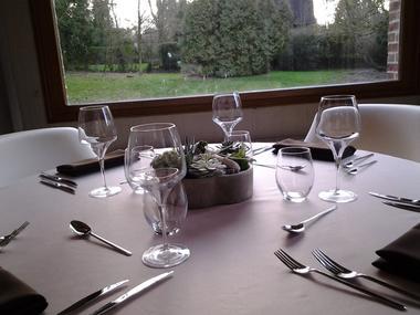 L'Unico Coté Jardin - Sebourg -  Restaurant - Présentation Table (1) - 2018.jpg