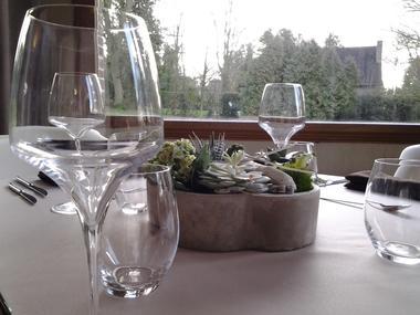 L'Unico Coté Jardin - Sebourg -  Restaurant - Présentation Table (2) - 2018.jpg