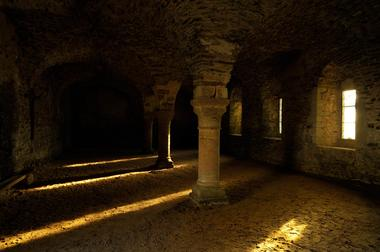 Abbaye de Clairmont, Réfectoire des Convers.jpg