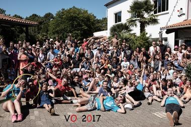 journée clowns sans frontières été 2017