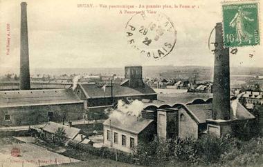 Fosse 1 de Bruay-La-Buissière