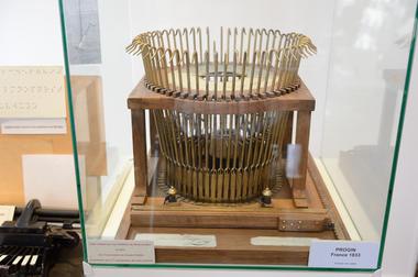 Musée de la machine à écrire - Montmorillon - 2017 - ©Momentum Productions Mickaël Planes (44).JPG