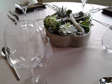L'Unico Coté Jardin - Sebourg -  Restaurant - Présentation Table (3) - 2018.jpg
