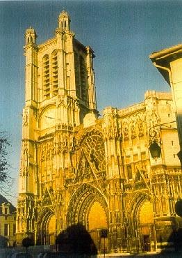 Cathédrale © Troyes Champagne Tourisme