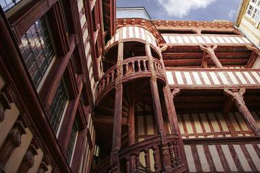 Hôtel du Lion Noir (c) D le Névé.