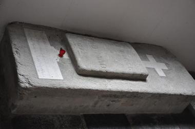 intérieur - chapelle de la Vierge - Gourin - ©OTPRM (19).JPG