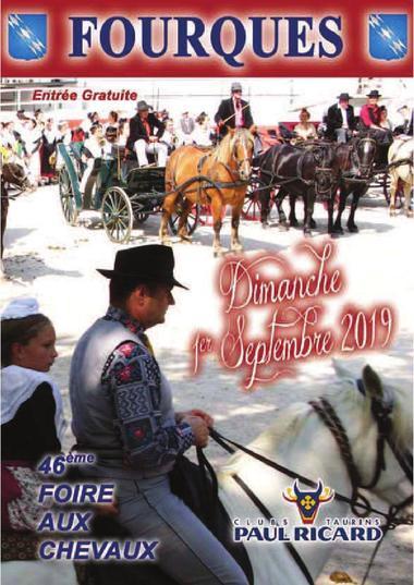 Affiche Foire aux Chevaux de Fourques le 1er Septembre 2019.jpg