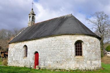 chapelle Ste Jeanne - Le Saint - Pays roi Morvan - Morbihan Bretagne Sud - ©OTPRM (5).JPG