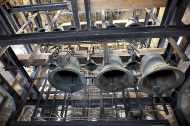 Les cloches du Beffroi de Béthune © Brigitte Baudesson
