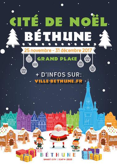 Animations de Noël au Mont-Liébaut - Béthune
