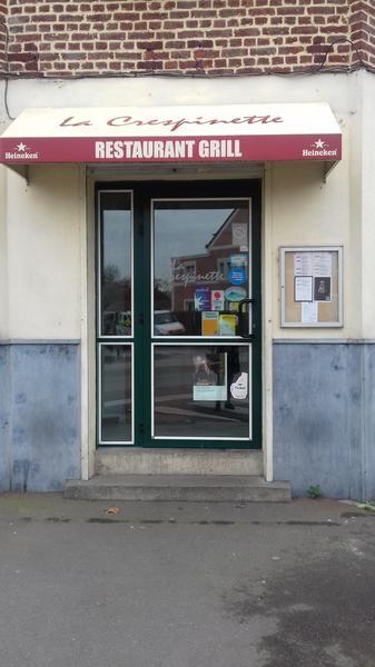 La Crespinette - Crespin -  Restaurant - Façade - 2018.jpg