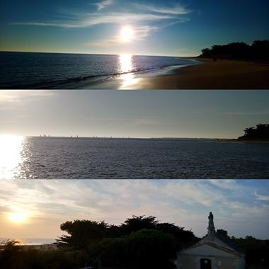 ciels sur la chapelle de la redoute et la plage.jpg