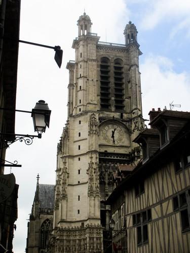Cathédrale Troyes - Kty