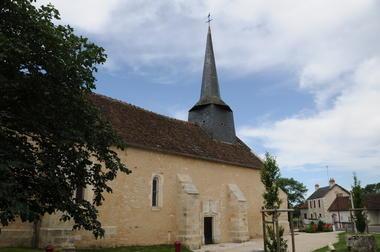 Eglise - Coulonges ©Béatrice Guyonnet (10).JPG