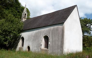 chapelle St-Gilles - Le Saint - crédit photo OTPRM (10).JPG