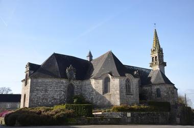 église Saint-Yves - Plouray -  ©RMCom (30).JPG