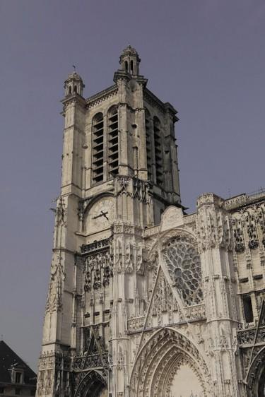 Cathédrale de Troyes © DLN Troyes Champagne Tourisme