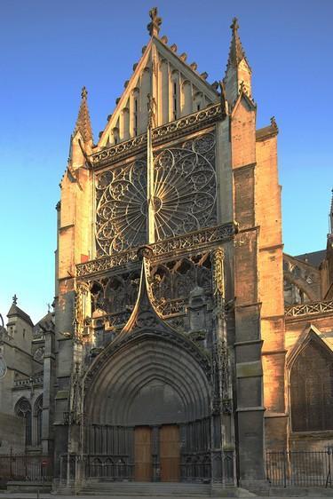 Cathédrale de Troyes©DLN Troyes Champagne Tourisme