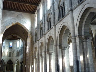 collégiale saint omer lillers nef.JPG