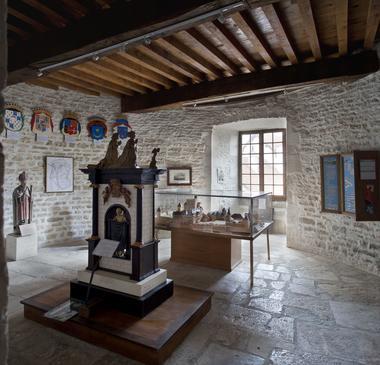 le musée de la Tour de l'Auditoire de Châteauvillain - crédit Région Grand Est (5).jpg