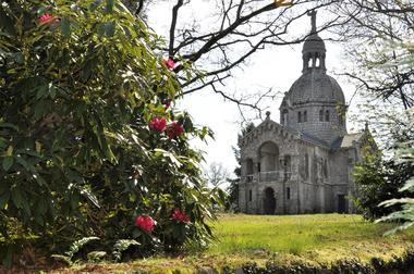 Chapelle du Sacré-Coeur - Berné - Pays roi Morvan - Morbihan Bretagne sud.JPG