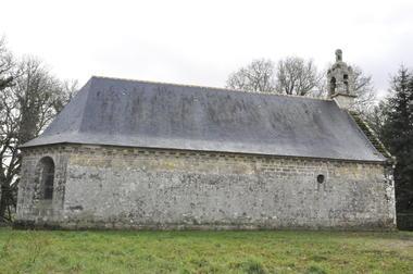 chapelle saint-Guénin - Plouray - ©OTPRM (39).JPG