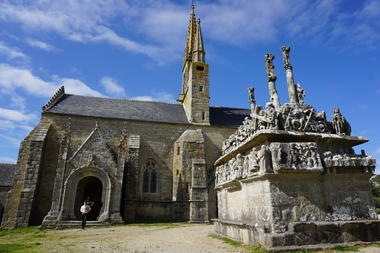saint jean de trolimon - tronoen - patrimoine religieux - chapelle  - calvaire - mai 2017 - tangi hourmand (8).JPG
