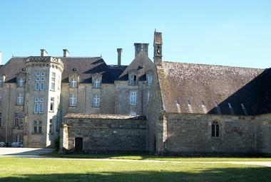 Château de Pont-Calleck - Berné - Pays roi Morvan - Morbihan Bretagne sud - CP OTPRM (7).JPG
