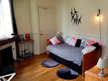 Seconde chambre avec un ou deux lits 1 personne.JPG