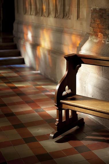 Intérieur de l'Église Saint-Vaast de Béthune © Brigitte Baudesson