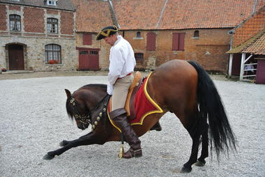 La légende de D'Artagnan - © Béthune-Bruay Tourisme - Fresnicourt-le-Dolmen