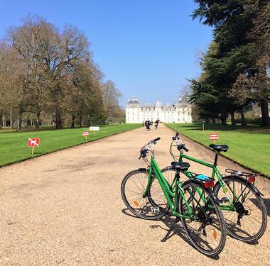 Location vélos Cour Cheverny_cheverny voyages.jpg