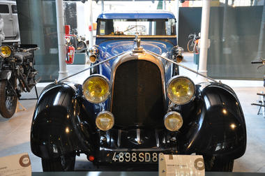 Musée Auto Moto Vélo, Châtellerault @ATV.JPG