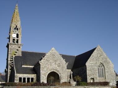 église - Langoëlan - crédit photo OTPRM (2).JPG