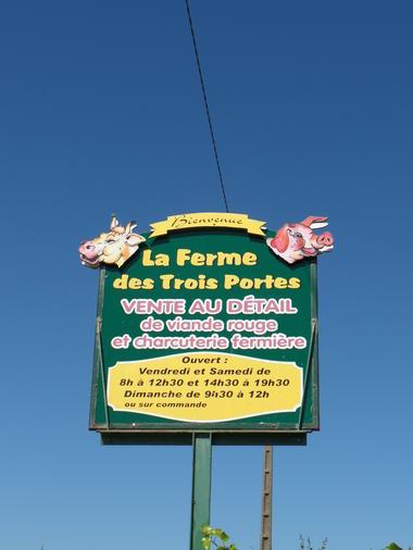 La Ferme des Trois Portes (4) - Luneray - @ABB OTQSV .JPG