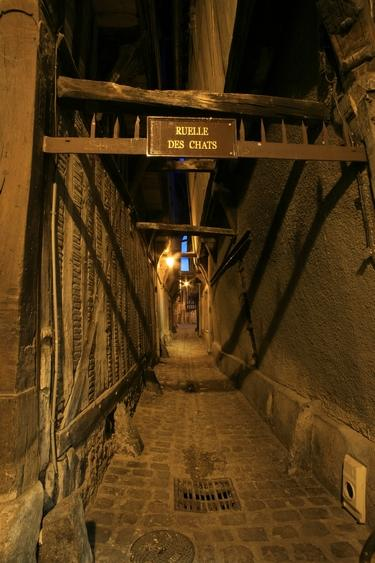 Ruelle des chats © DLN_TROYES