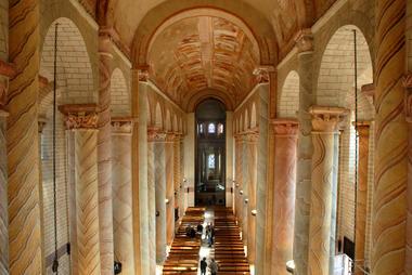 Abbaye Saint Savin_Fresque®myBerthon (2).JPG