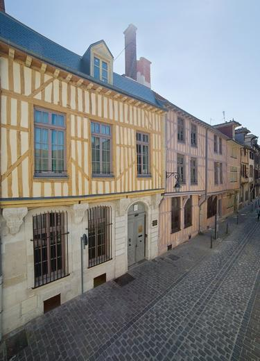 Synagogue Rachi©DNL Troyes Champagne Tourisme