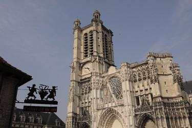 Cathédrale © DLN Troyes Champagne Tourisme