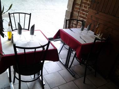 La Bottine - Valenciennes -  Restaurant - Présentation Table - 2018.jpg