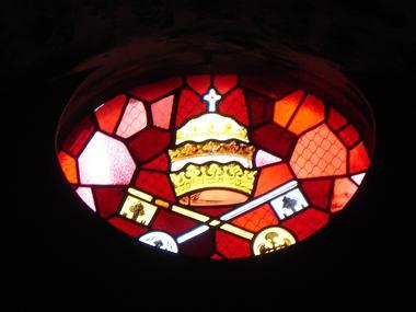 Eglise de Guiscriff - Guiscriff - Pays roi Morvan - Morbihan Bretagne sud - CP OTPRM (38).JPG