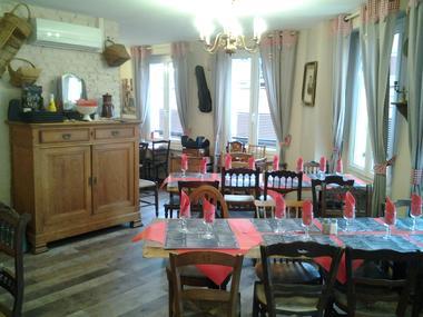 Chez Mon Vieux - Valenciennes -  Restaurant - Intérieur (5) - 2018.jpg