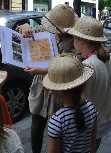 Safari en Famille - ©Béthune-Bruay Tourisme - Béthune