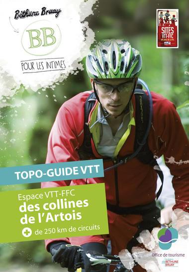 Topo-guide - Espace VTT-FFC des collines de l'Artois