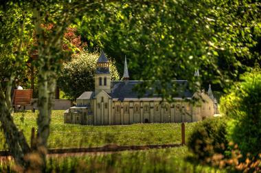 Parc Mini Châteaux à Amboise