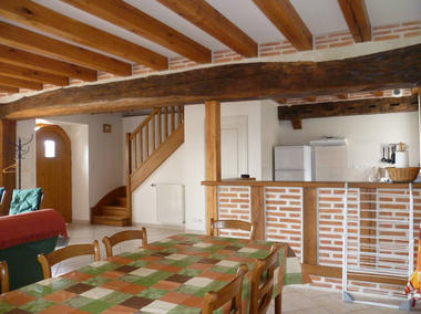 Mme Dronne location de gîte à Cour-Cheverny