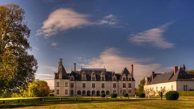 Parc & Château de Beauregard à Cellettes