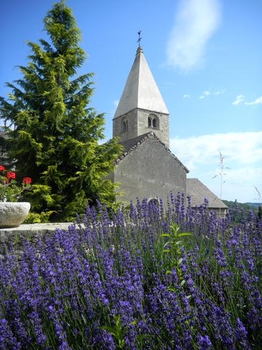 Eglise de Baubigny©P Gateau