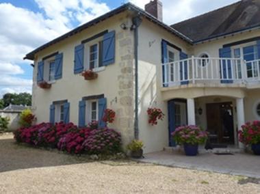 Chambre d'hôte La Crémaillère à Saint-lubin-en-Vergonnois